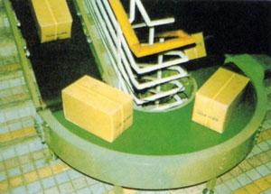 爬坡输送线(转弯式)